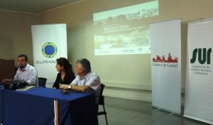 Agenda y gestión municipal Seminario buscó una imagen de Talca factible al año 2016