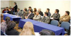Con un positivo balance culminó la primera jornada de las mesas de trabajo en la que participaron diversas autoridades y representantes vecinales de los sectores Las Américas y Territorio 5 de Talca.